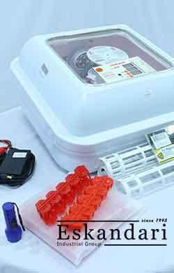دستگاه جوجه کشی خانگی ایزی باتور 48 عددی
