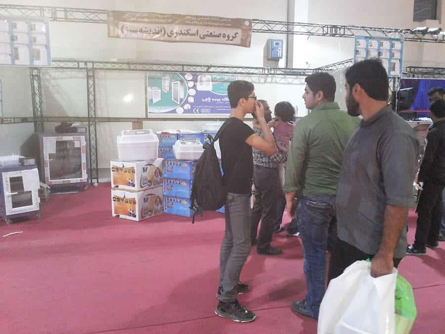 نمایشگاه دام و طیور قائم شهر