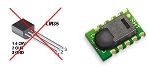 sht vs lm35