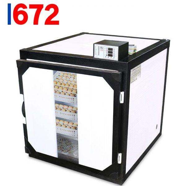دستگاه جوجه کشی 672 تایی   دستگاه جوجه کشی بزرگ مرغی