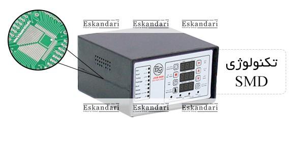 تکنولوژی اس ام دی دستگاه جوجه کشی 672 تایی