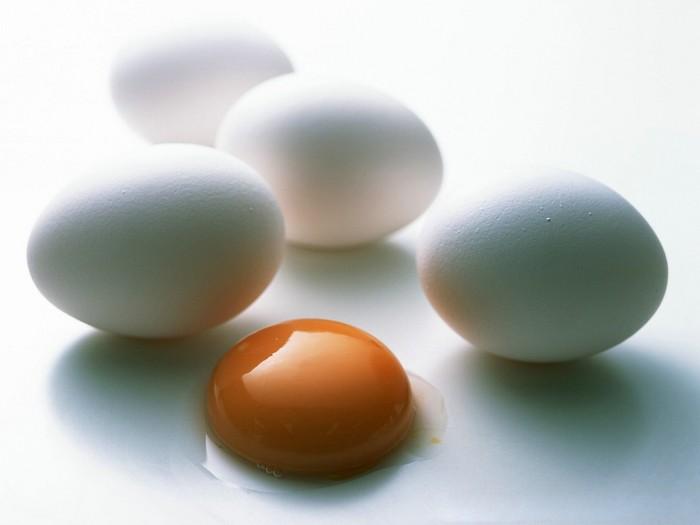 کیفیت داخلی تخم مرغ