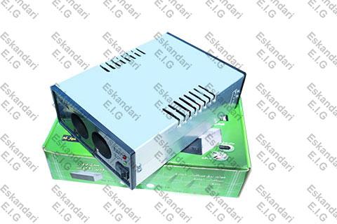 دستگاه اینورتر برق اضطراری دستگاه جوجه کشی سوپر مینیاتور 168 تایی