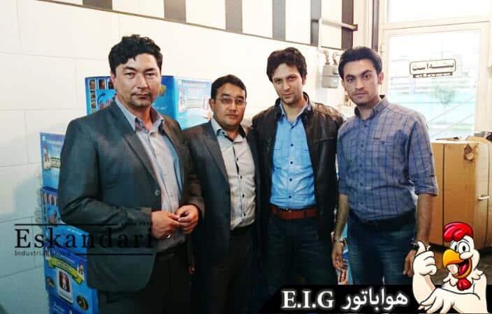 خرید و فروش دستگاه جوجه کشی در افغانستان