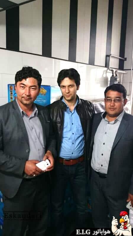 صادرات دستگاه جوجه کشی به افغانستان