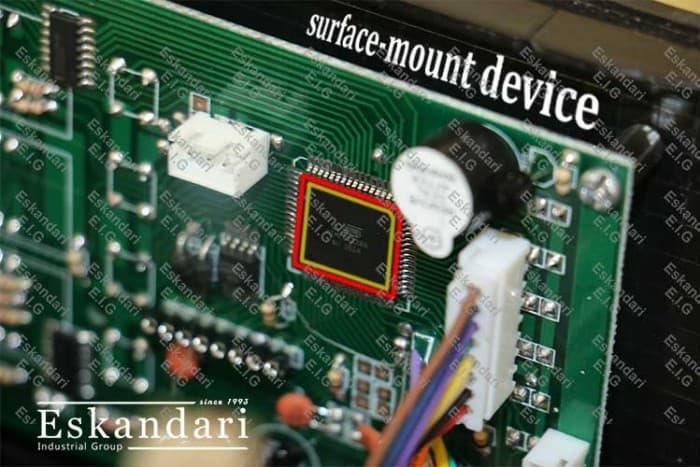 تکنولوژی SMD در ساخت دستگاه جوجه کشی EIG سوپر مینیاتور
