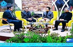 گروه صنعتی اسکندری در تلویزیون