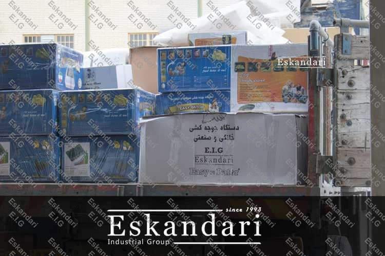 فروش دستگاه جوجه کشی مشهد