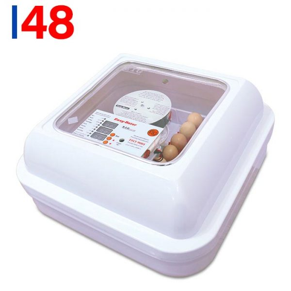 دستگاه جوجه کشی خانگی کوچک 48 تایی |
