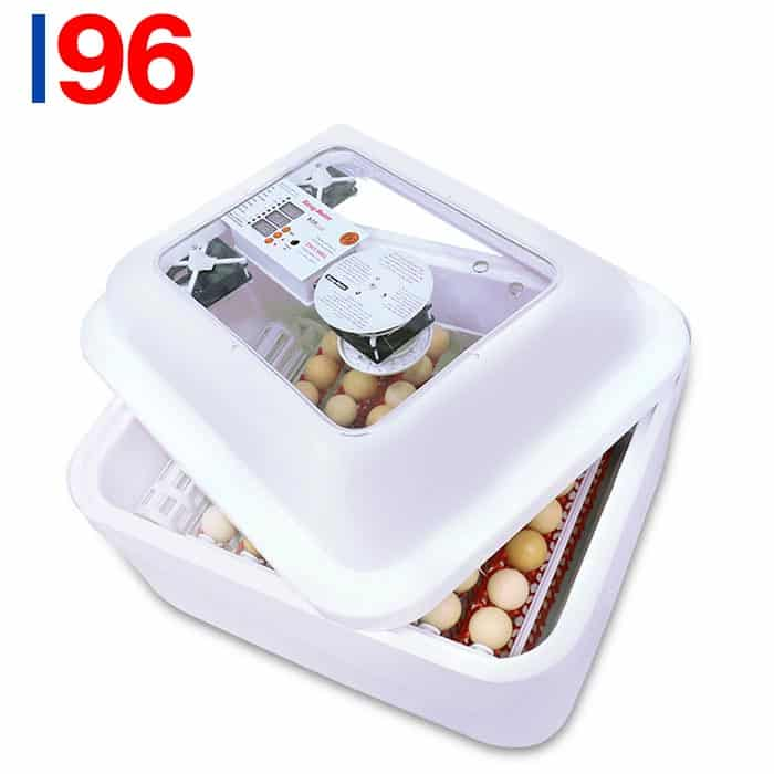 دستگاه جوجه کشی خانگی 96 تایی ایزی باتور 2