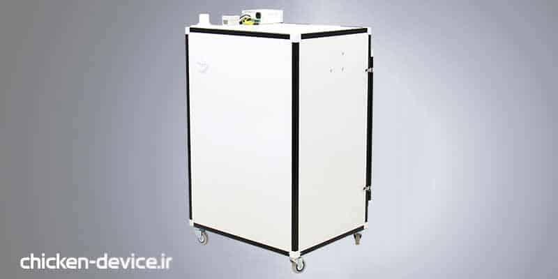 دستگاه جوجه کشی اسکندری مخصوص شترمرغ با ظرفیت 16 تایی