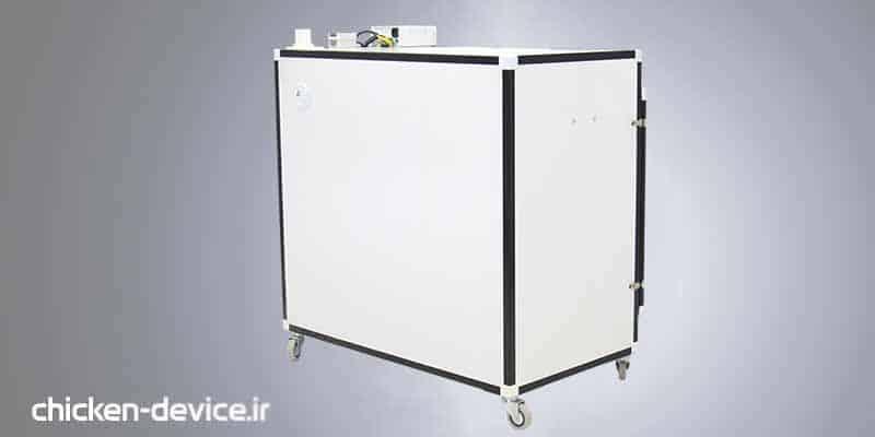 دستگاه جوجه کشی اسکندری مخصوص شترمرغ با ظرفیت 24 تایی