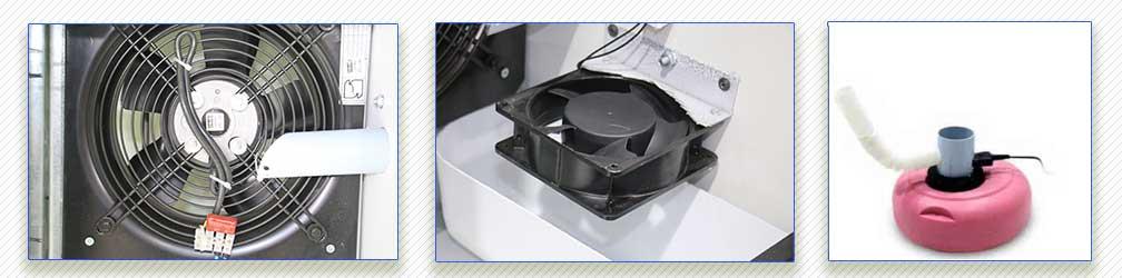 سیستم رطوبت دستگاه جوجه کشی شترمرغی