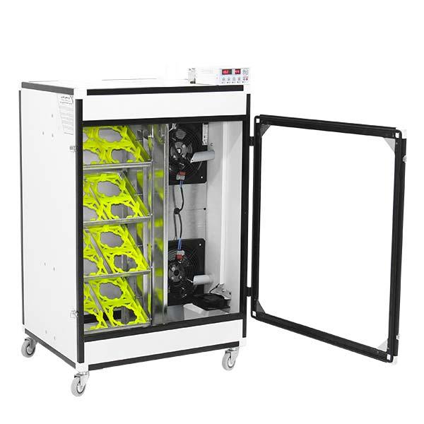 ظرفیت دستگاه جوجه کشی شترمرغ 16 تایی - چیکن دیوایس