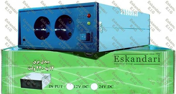 قابلیت اتصال به برق اضطراری دستگاه جوجه کشی 2016 تایی