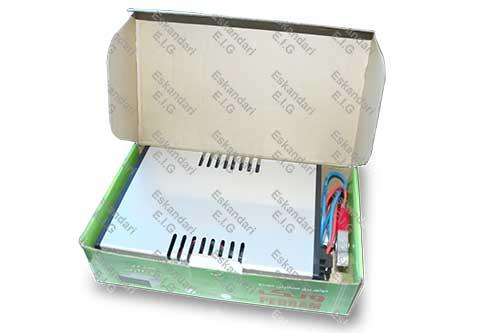 قابلیت اتصال به برق اضطراری دستگاه جوجه کشی 336 تایی