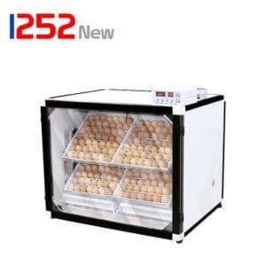 دستگاه جوجه کشی egg incubator 252 jdr950 eskandari
