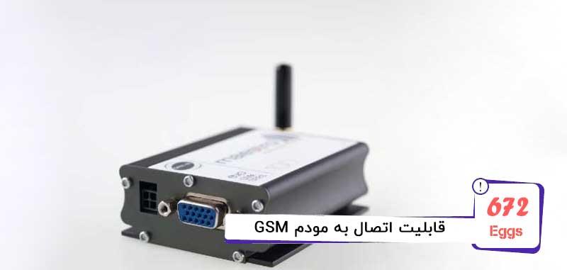 مودم GSM دستگاه جوجه کشی