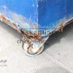 دستگاه جوجه کشی بدنه فلزی chicken-device.ir