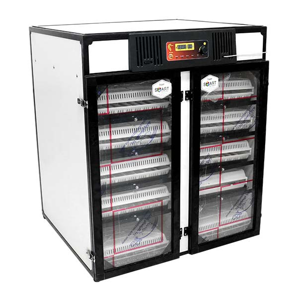 ظرفیت ماشین جوجه کشی درنا 4 ظرفیت 840 عدد - چیکن دیوایس