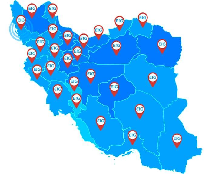 گروه صنعتی اسکندری در چه استانهایی نمایندگی پس از فروش دارد